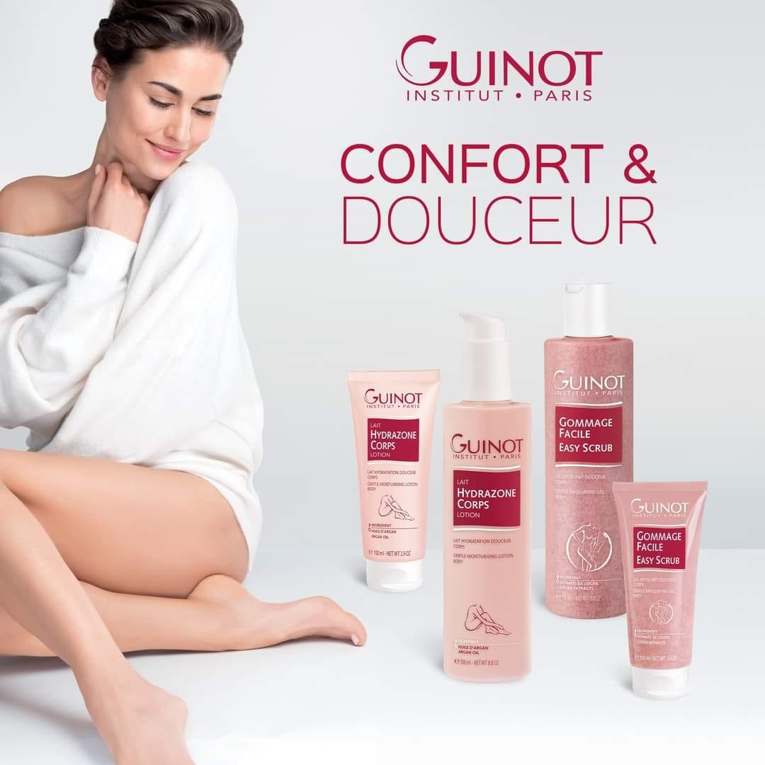 Guinot : confort et douceur